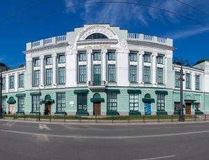 Фото Омский областной музей изобразительных искусств имени М.А. Врубеля