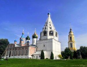 Фото Коломенский кремль