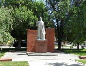 Памятник Н. И. Вавилову