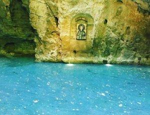 Подземное озеро «Провал»