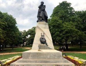 Фото Памятник Лермонтову