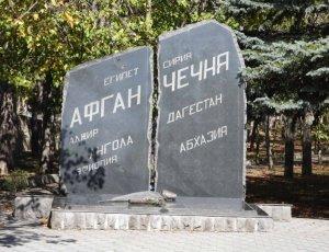 Памятник Воинам Пятигорска