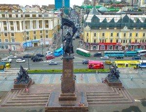 Памятник Борцам за Власть Советов на Дальнем Востоке 1917-1922