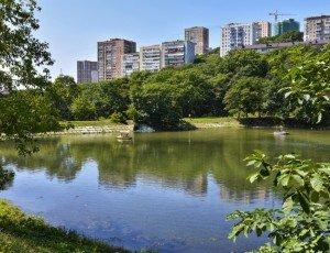 Парк «Минный Городок»