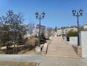 Сквер имени Муравьева-Амурского