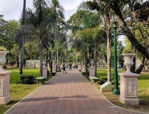 Парк Лесама