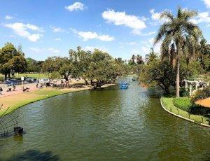 Парк «Paseo El Rosedal»