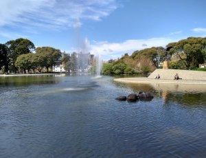 Парк Сентенарио