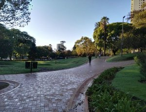 Парк «Barrancas de Belgrano»