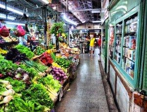 Рынок Сан-Тельмо