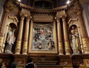 Монастырь Санто-Доминго: Базилика Богоматери Розария