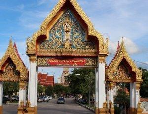 Фото Храм Чалонг