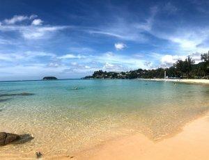 Фото Пляж Ката Ной