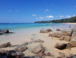 Фото Пляж Сурин