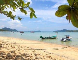 Фото Пляж Равай