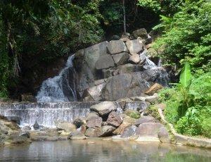 Водопад Кату