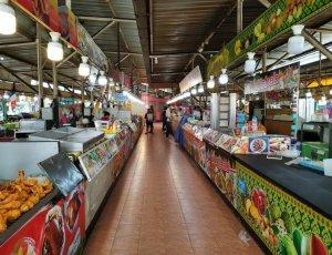 Фото Рынок «Малин Плаза»