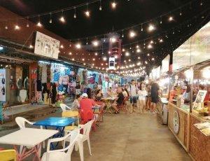 Фото Рынок OTOP на Патонге