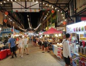 Ночной рынок Ката