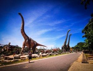 Фото Тропический парк Нонг Нуч