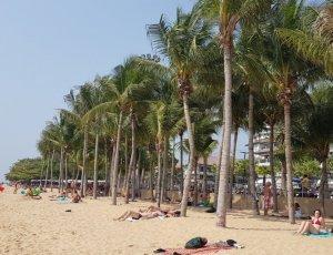 Фото Пляж Донгтан