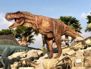 Фото Долина динозавров Нонг Нуч