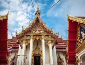 Храм «Ват Чай Монгкон»