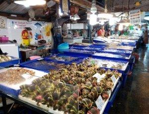 Рыбный рынок Наклуа