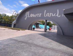 Парк цветов