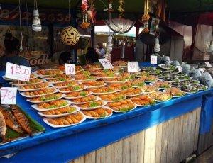 Ночной рынок Джомтьен