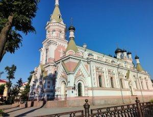 Фото Свято-Покровский кафедральный собор