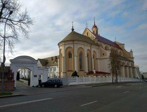 Фото Бернардинский костел и монастырь