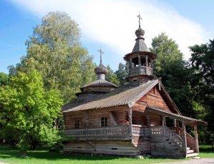 Фото Музей народного деревянного зодчества «Витославлицы»