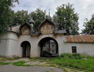 Фото Церковь Спаса Преображения на Ильине улице