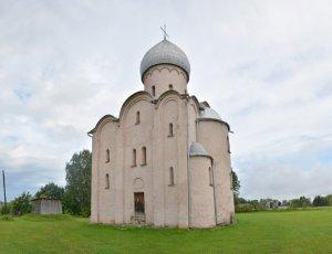 Фото Церковь Спаса Преображения на Нередице