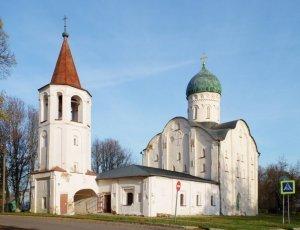 Фото Церковь Федора Стратилата на Ручью