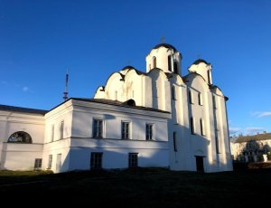 Церковь Успения Пресвятой Богородицы на Торгу