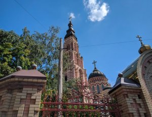 Фото Свято-Благовещенский кафедральный собор в Харькове