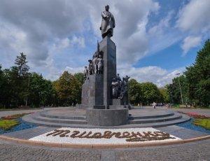 Фото Памятник Тарасу Григорьевичу Шевченко