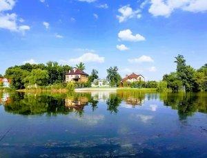 Фото Журавлевский гидропарк
