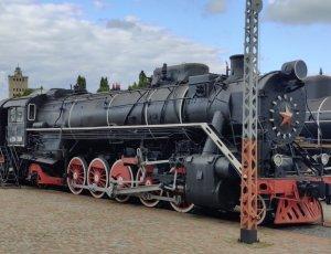 Музей истории и железнодорожной техники Южной железной дороги