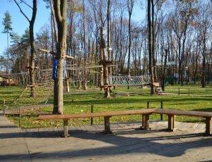Веревочный Парк S-Park