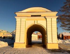 Фото Омская крепость