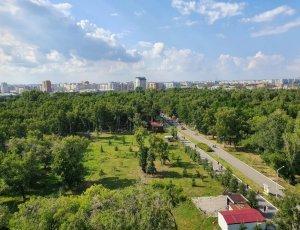 Парк культуры и отдыха имени 30 лет ВЛКСМ