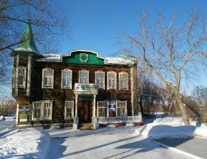 Фото Государственный областной художественный музей «Либеров-центр»