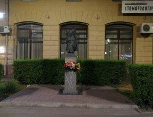 Памятник Детям блокадного Ленинграда