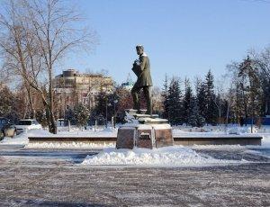 Фото Памятник М.А. Врубелю