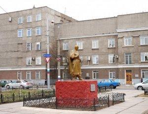 Фото Памятник Богдану Хмельницкому в Омске
