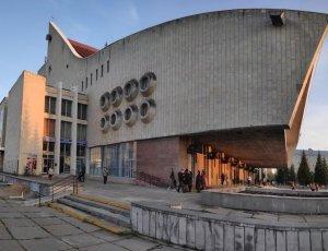 Фото Омский Государственный музыкальный театр