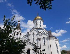 Храм во имя святых первоверховных апостолов Петра и Павла